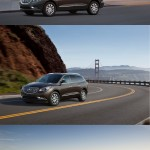 Buick Enclave Headlight Renders (Camera match, texture, render ME). Car Retouching Steve Wolfgang