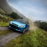Ford Focus Running Shot Sample (3ds Max, Vray, Nuke, Photoshop)