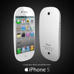 iPhone 5, Studio sample. Model/Lit/Texture/Render Me